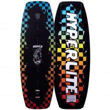 Hyperlite Wakeboard Kids Murray 120 #2022 Boat Wakeboard - Black