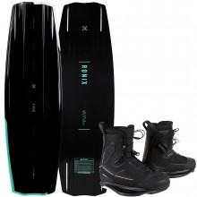 RONIX WAKEBOARD ONE W/ONE BOOT PACKAGE 2021