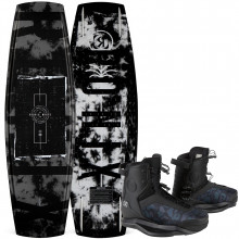 RONIX WAKEBOARD PARKS W/PARKS BOOT 2021