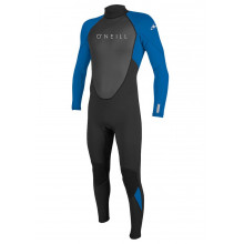 O'NEILL WETSUIT REACTOR 2 3/2MM JUNIOR BLK/OCEAN 2021