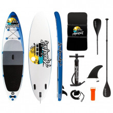 Base Sports SUP Aqualust 10'0'' (300x81cm) SUP Board Package 2021