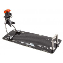 2020 Reflex Carbon Long Front Plate for Shell Size 12