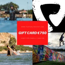 GIFT CARD €750