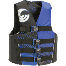CONNELLY NYLON VEST 4 BUCKLE