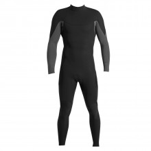 FOLLOW WETSUIT PRIMARY 4/3MM STEAMER BLK 2021