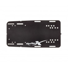2020 Reflex Blank G-10 Short Front Plate Size 4-10
