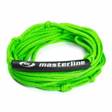 MASTERLINE 14.5m POLY E TRICK MAIN WATER SKI ROPE (12m,1m,1m,.5m)